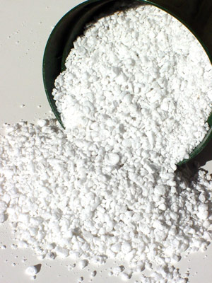 Perlite isolant isolation