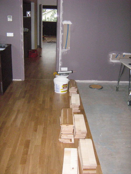 Informations parquet - Comment poncer un parquet ...