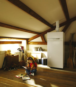 informations chaudi res condensation. Black Bedroom Furniture Sets. Home Design Ideas