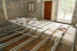 isolation sols planchers