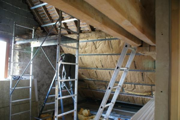 isoler isolation combles toiture