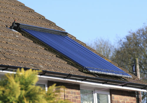 systeme solaire combine chauffage