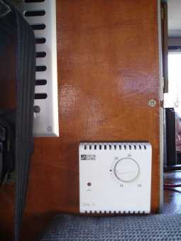 thermostat chaudiere