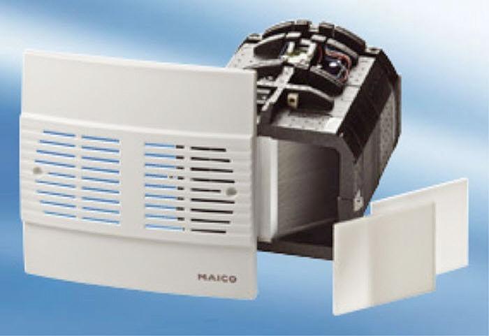 Ventilation mecanique maison