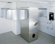systeme centralise a air pompe a chaleur