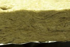 Laine de roche peut on la coller for Isolation cheminee laine de roche